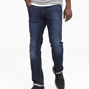 Banana Republic Men's Slim Jeans 36/34